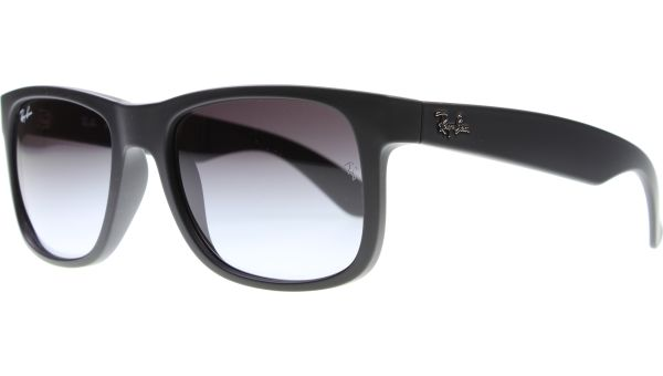 Justin 4165 601/8G 5116 Black Rubber von Ray-Ban