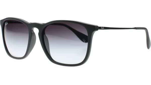 Chris 4187 622/8G 5418 Matte Black von Ray-Ban