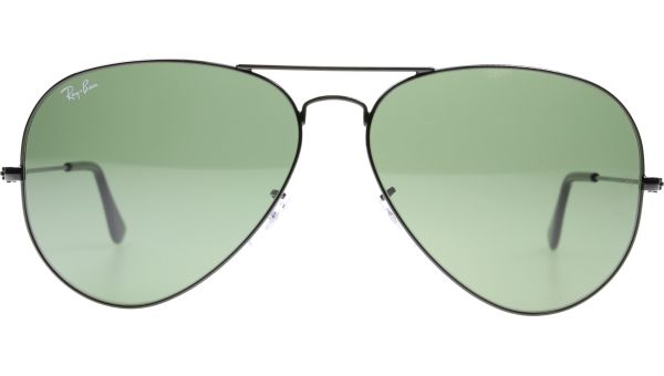 Aviator Large Metal 2 3026 L2821 6214 Black von Ray-Ban