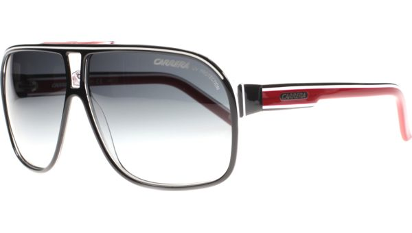 Grand Prix 2 T4O/9O 649 Black / White / Red / Grey Gradient von Carrera