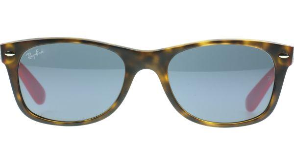 New Wayfarer 2132 6180R5 5218 Tortoise / Orange / Blue von Ray-Ban
