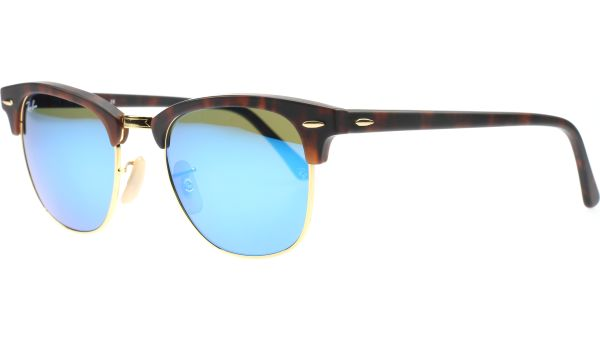 Clubmaster 3016 114517 5121 Tortoise Shell / Gold von Ray-Ban