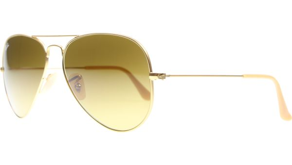 Aviator Metal Small 3025 112/85 5514 Matte Gold von Ray-Ban