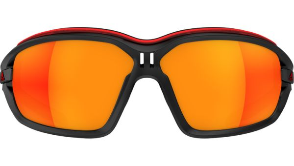 Evil Eye Pro Large A193/00 6050 7210 Black Matt / Black von adidas