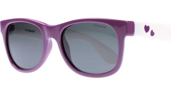 Kids 300 22Z 4215 Purple / White von Polaroid