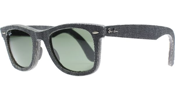 Wayfarer 2140 1162 5022 Jeans Black von Ray-Ban