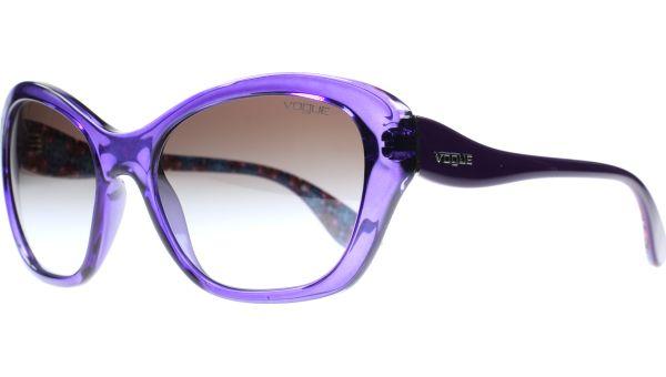 2918S 225894 5618 Purple von Vogue