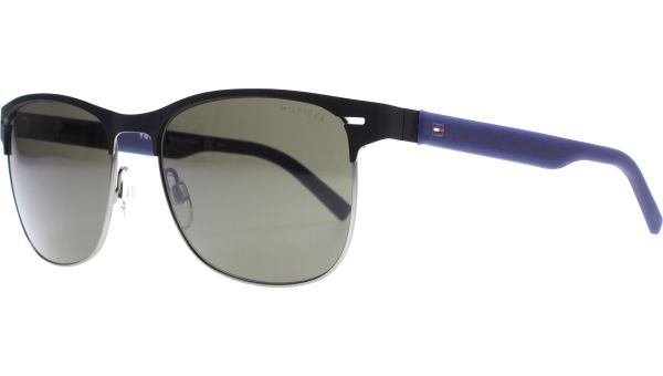TH 1401/S R51NR 5617 Matte Black / Blue von Tommy Hilfiger