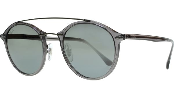 4266 620088 4921 Clear Grey von Ray-Ban