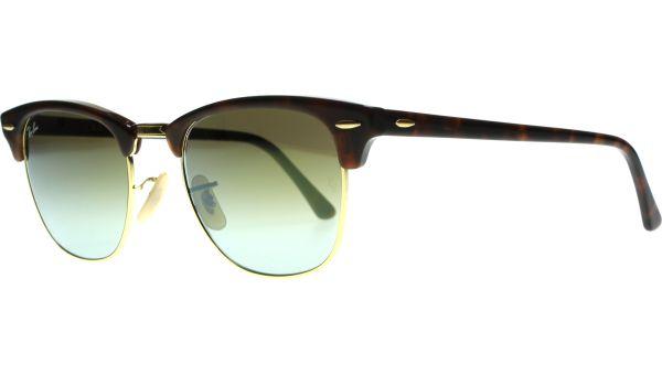 Clubmaster 3016 990/9J 5121 Tortoise / Gold von Ray-Ban