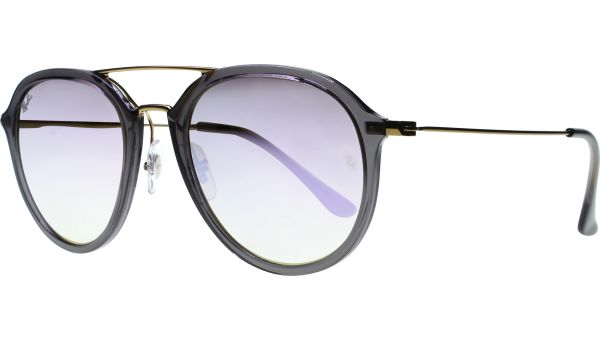 4253 6237/7X 5321 Gold / Crystal Grey von Ray-Ban