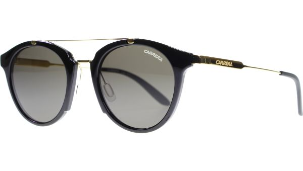 Signature-Maverick 126/S 6UB/NR 4922 Shiny Black Gold von Carrera