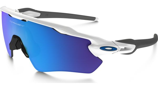 Radar EV Path 9208 17 8721 Polished White von Oakley