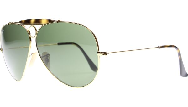 Shooter 3138 181 6209 Gold von Ray-Ban