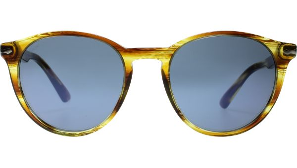 3152S 904356 5220 Striped Brown / Yellow von Persol