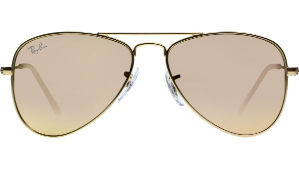Junior 9506S 249/2Y 5013 Gold von Ray-Ban