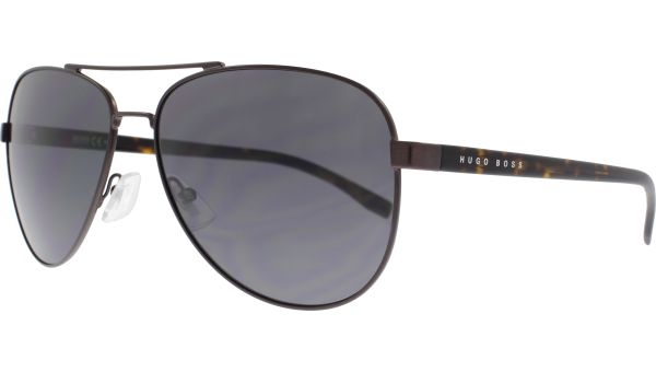 Boss - Hugo Boss  0761/S 25B 6015 Brown / Havana von BOSS - Hugo Boss