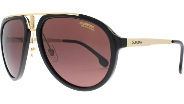 1003/S 2M2W6 5818 Black / Gold von Carrera