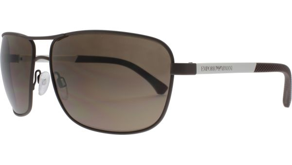 2033 313273 6415 Brown Rubber von Emporio Armani