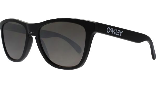 Frogskins 9013 C4 5517 Polished Black von Oakley