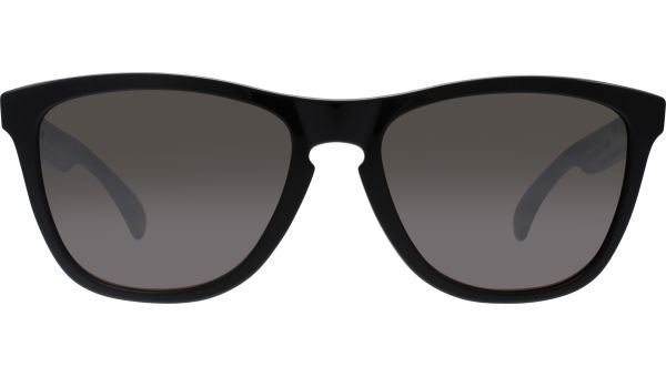 Frogskins 9013 C4 5517 Polished Black von Oakley