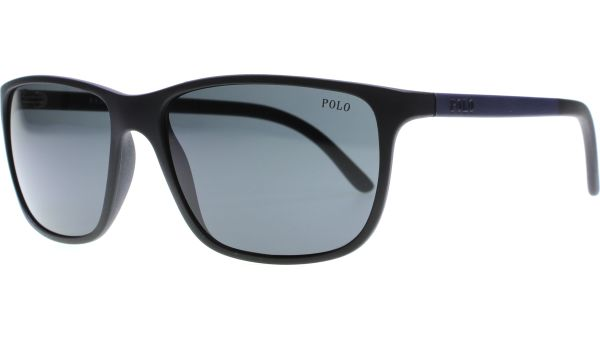 4092 550587 5816 Matte Black von Polo - Ralph Lauren