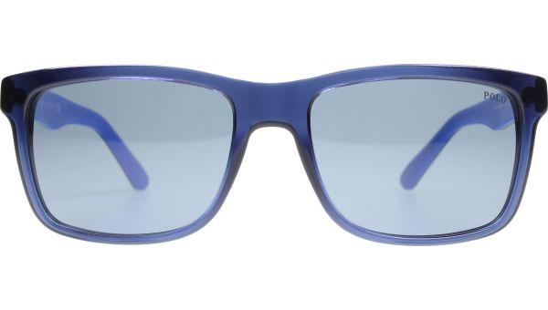 4098 556387 5718 Transparent Blue / Black von Polo - Ralph Lauren