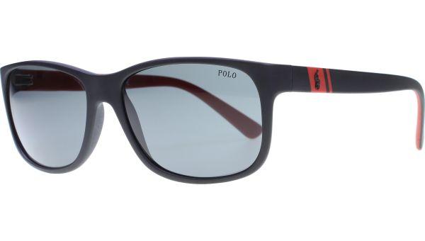 4109 524787 5917 Matte Black / Red von Polo - Ralph Lauren
