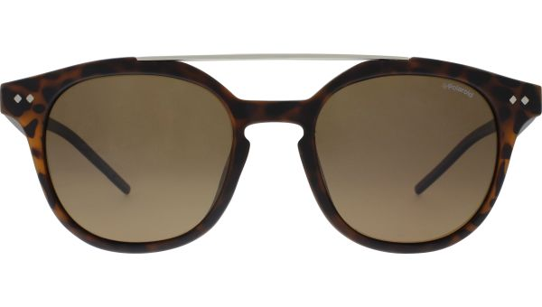 1023/S 202 5120 Brown Havana von Polaroid