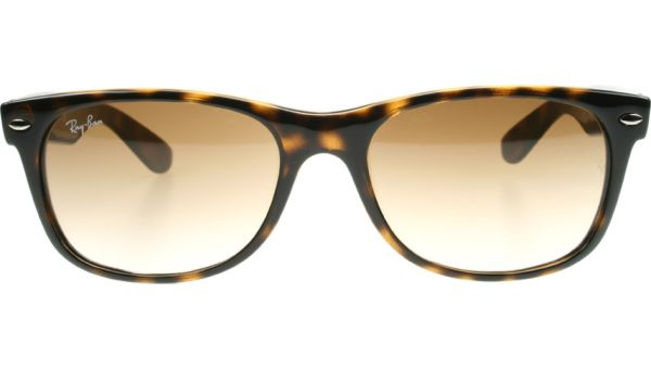 New Wayfarer 2132 710/51 5518 Light Havana von Ray-Ban