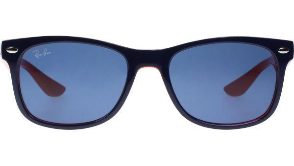 Junior New Wayfarer 9052S 178/80 4816 Blue / Orange von Ray-Ban