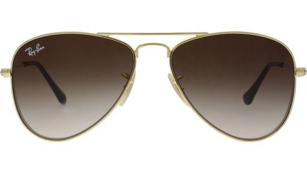 Junior 9506S 223/13 5013 Gold von Ray-Ban