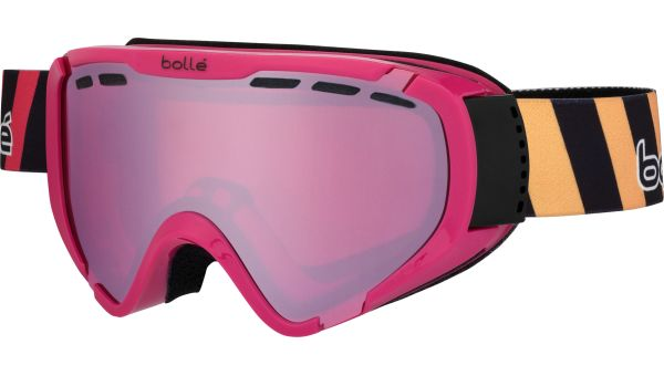 Explorer Junior 21353 0 Shiny Pink Stripes von Bollé