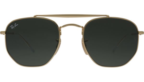 Marshal RB3648 001 5421 Gold von Ray-Ban