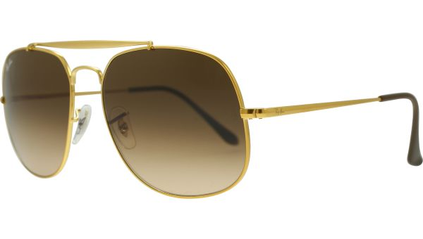 RB3561 9001A5 5717 Light Bronze von Ray-Ban