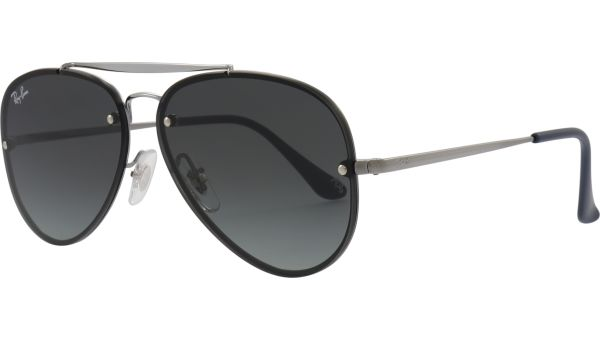 Junior RJ9548SN 200/11 5411 Gunmetal von Ray-Ban