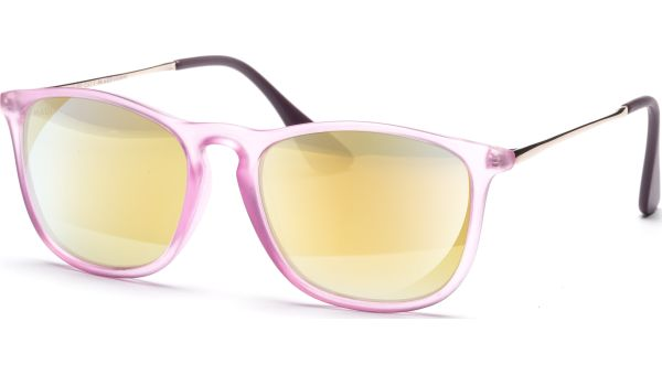 Sonnenbrille 5319 Rosa Transparent Gold von MAUI Sports