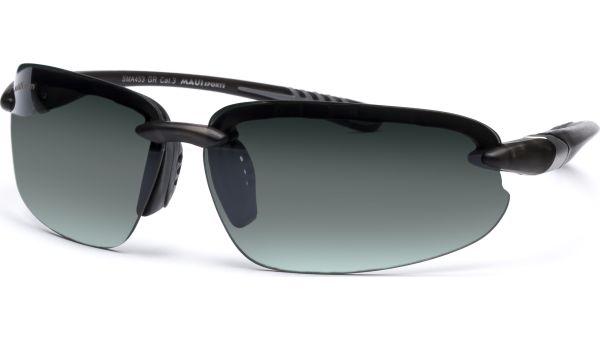 Sonnenbrille 5824 grau-transparent von MAUI Sports