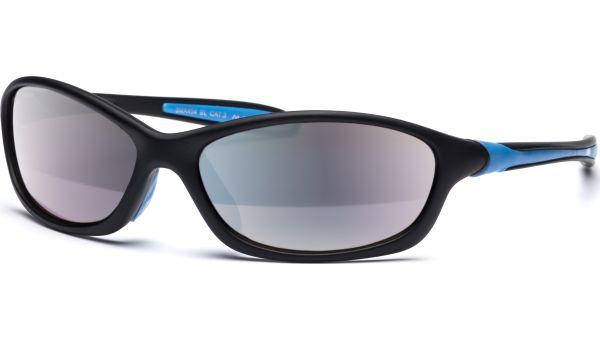Sonnenbrille 6117 schwarz/blau von MAUI Sports