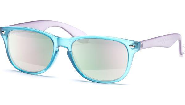 Sonnenbrille 5318 blau-transparent/rosa-transparent von MAUI Sports
