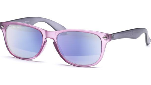 Sonnenbrille 5318 rosa-transparent/grau-transparent von MAUI Sports