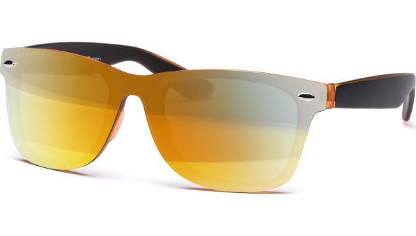 Sonnenbrille 5223 schwarz/orange von MAUI Sports