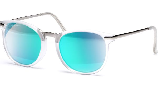 Sonnenbrille 5023 weiß/transparent von MAUI Sports