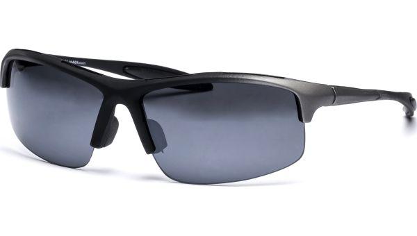 Sonnenbrille 6010 schwarz/grau von MAUI Sports