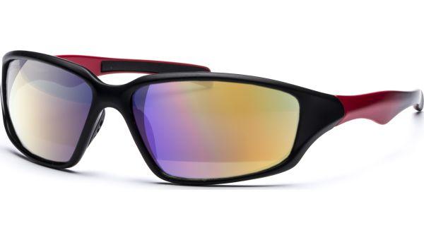 Sonnenbrille 6214 schwarz/rot von MAUI Sports