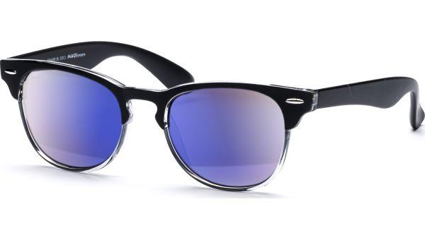 Maui Sports Sonnenbrille 4919 schwarz/transparent von MAUI Sports