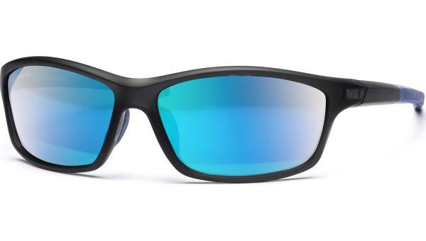 Sonnenbrille 6211 schwarz/blau von MAUI Sports