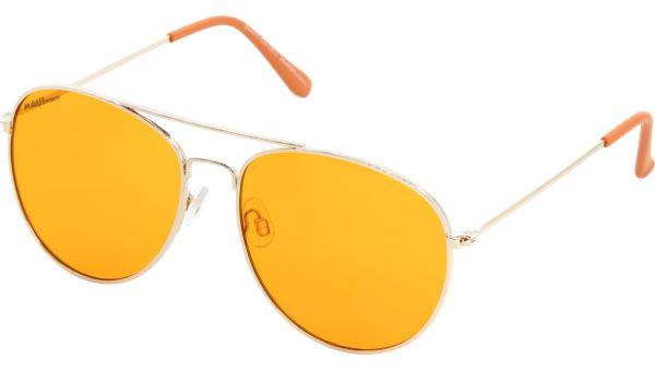 Sonnenbrille 5816 light gold/ orange von MAUI Sports