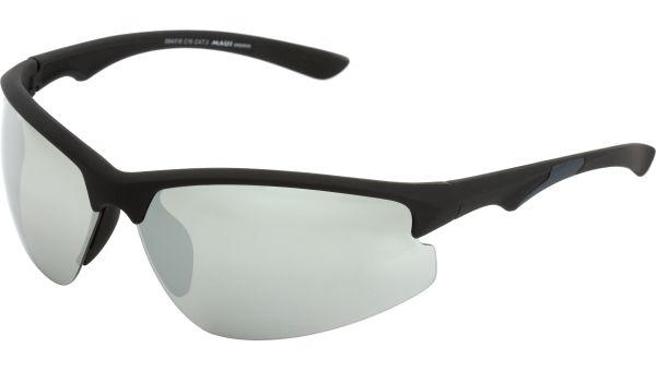 Sonnenbrille 7718 matt schwarz von MAUI Sports