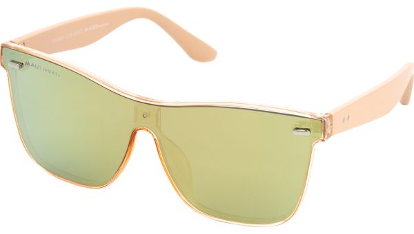 Sonnenbrille 14111 rosa orange von MAUI Sports